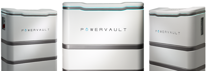 Build your Powervault