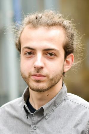 Razvan Vasiliu portrait