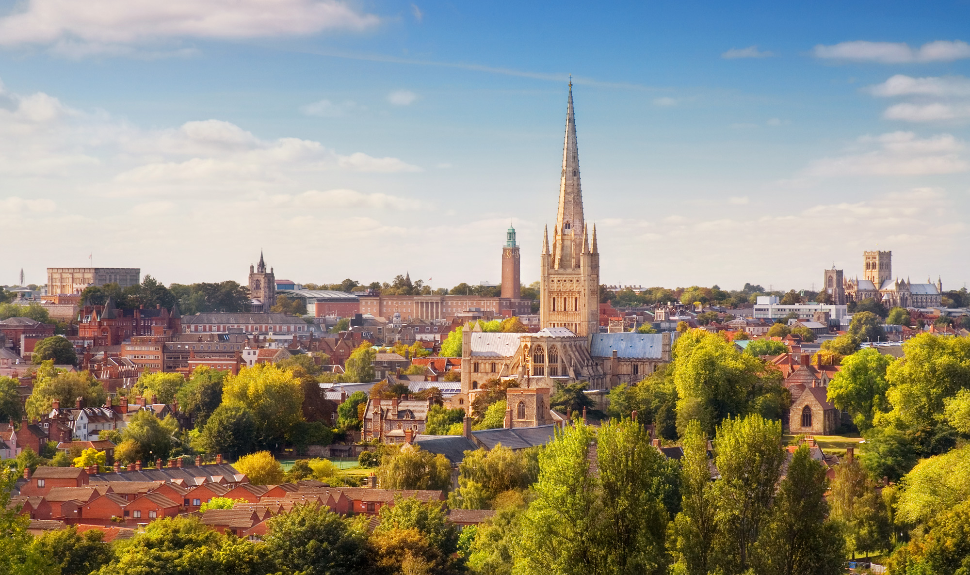 Live In Norwich Sign Up To Have A Powervault Installed By